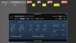 Kick drum mixing tips