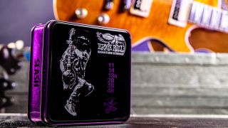 Ernie Ball Slash signature strings