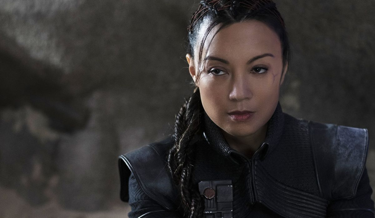 Ming Na Wen in The Mandalorian