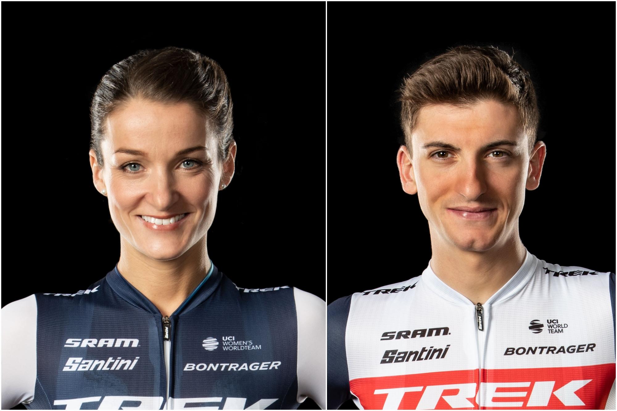 Men/'s 2018 Trek Segafredo Team Tour de France Classic Cycling Jersey in White