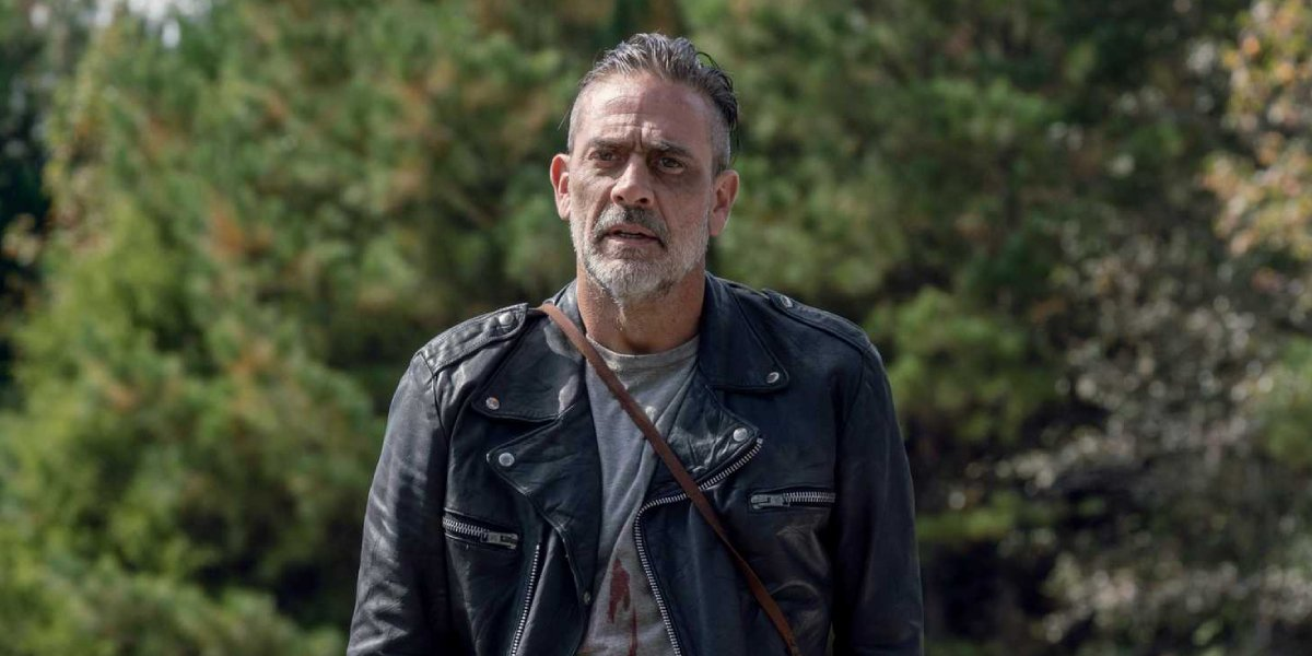 Jeffrey Dean Morgan on The Walking Dead