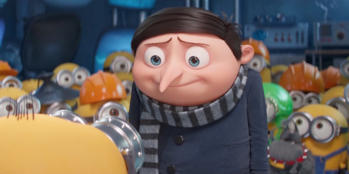 Young Gru in Minions: The Rise of Gru