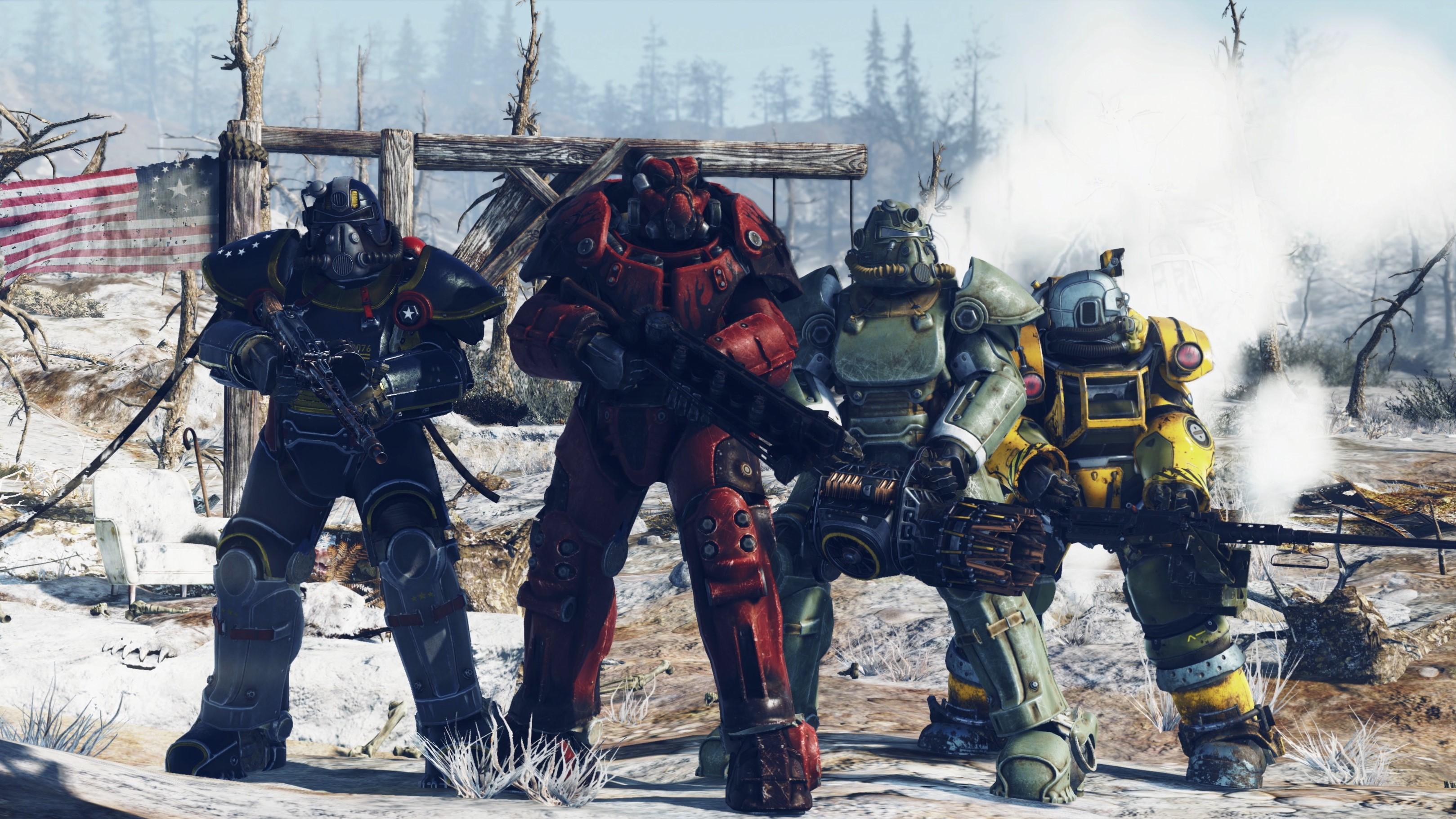 Fallout 76 power armor edition vs tricentennial edition | PC Gamer