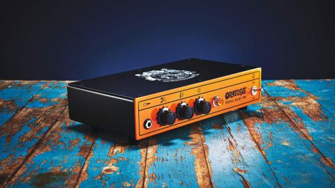 Orange Pedal Baby 100 review | MusicRadar