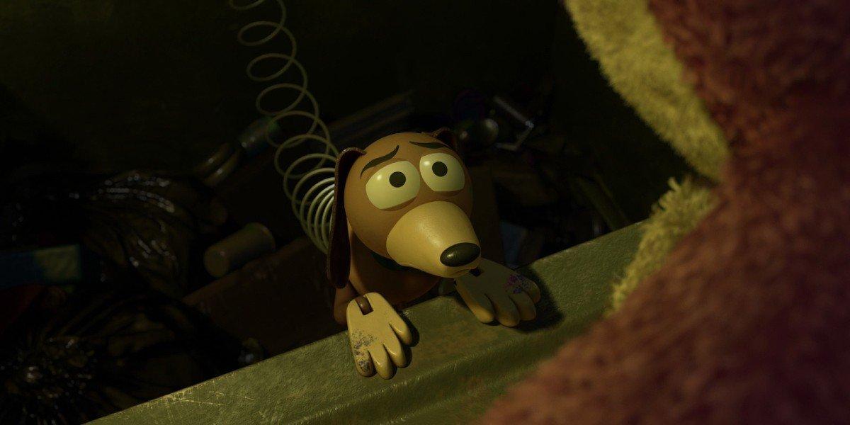 Slinky Dog from Toy Story 3