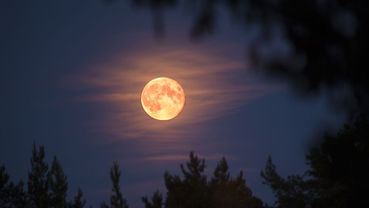 Here's how to watch June's 'Strawberry' supermoon this Thursday