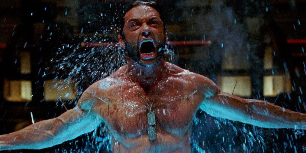 Hugh Jackman as Wolverine in X-Men Origins: Wolverine (2009)