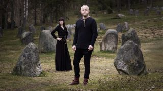 Wardruna promo pic, 2016, by Espen Winther