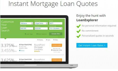 Lending Tree Mortgage And Refinance Lenders Review | Top Ten