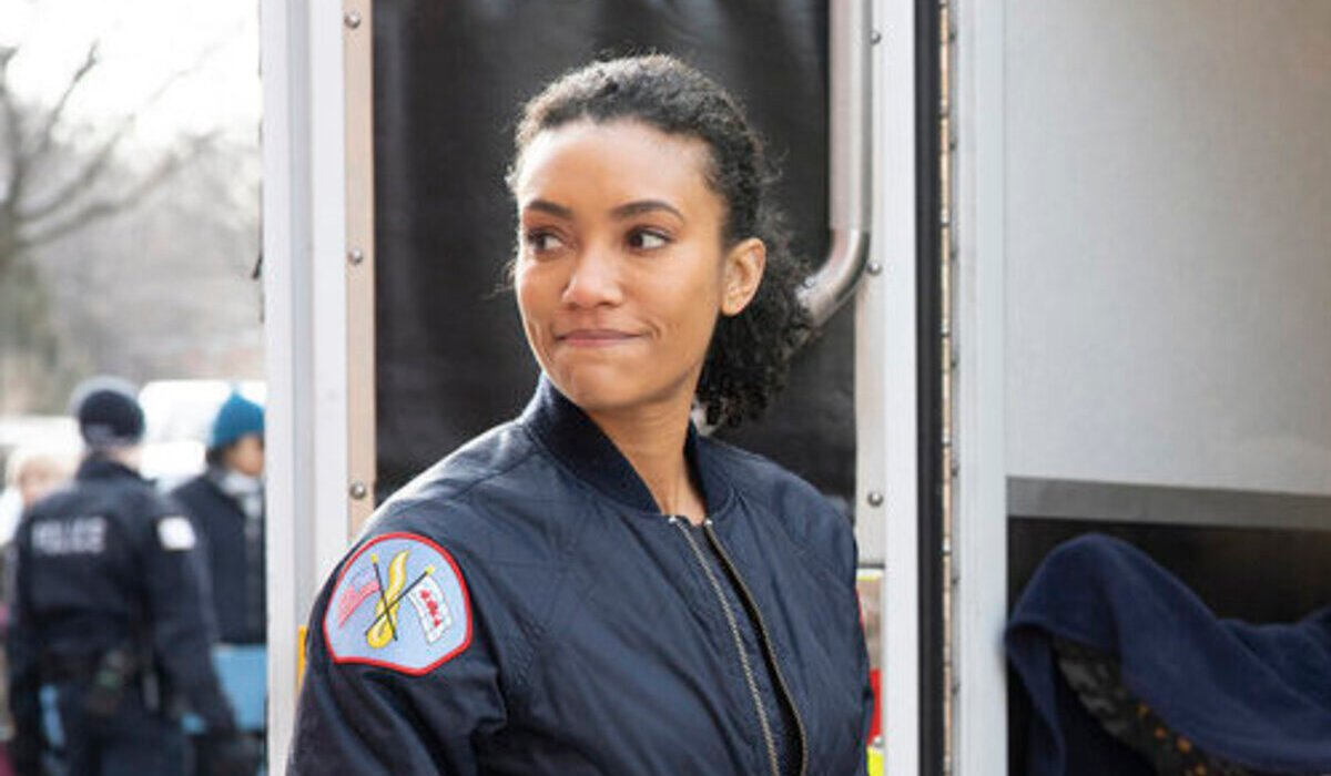 chicago fire season 8 foster emt nbc