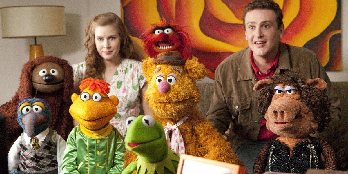 Amy Adams, Jason Segel - The Muppets