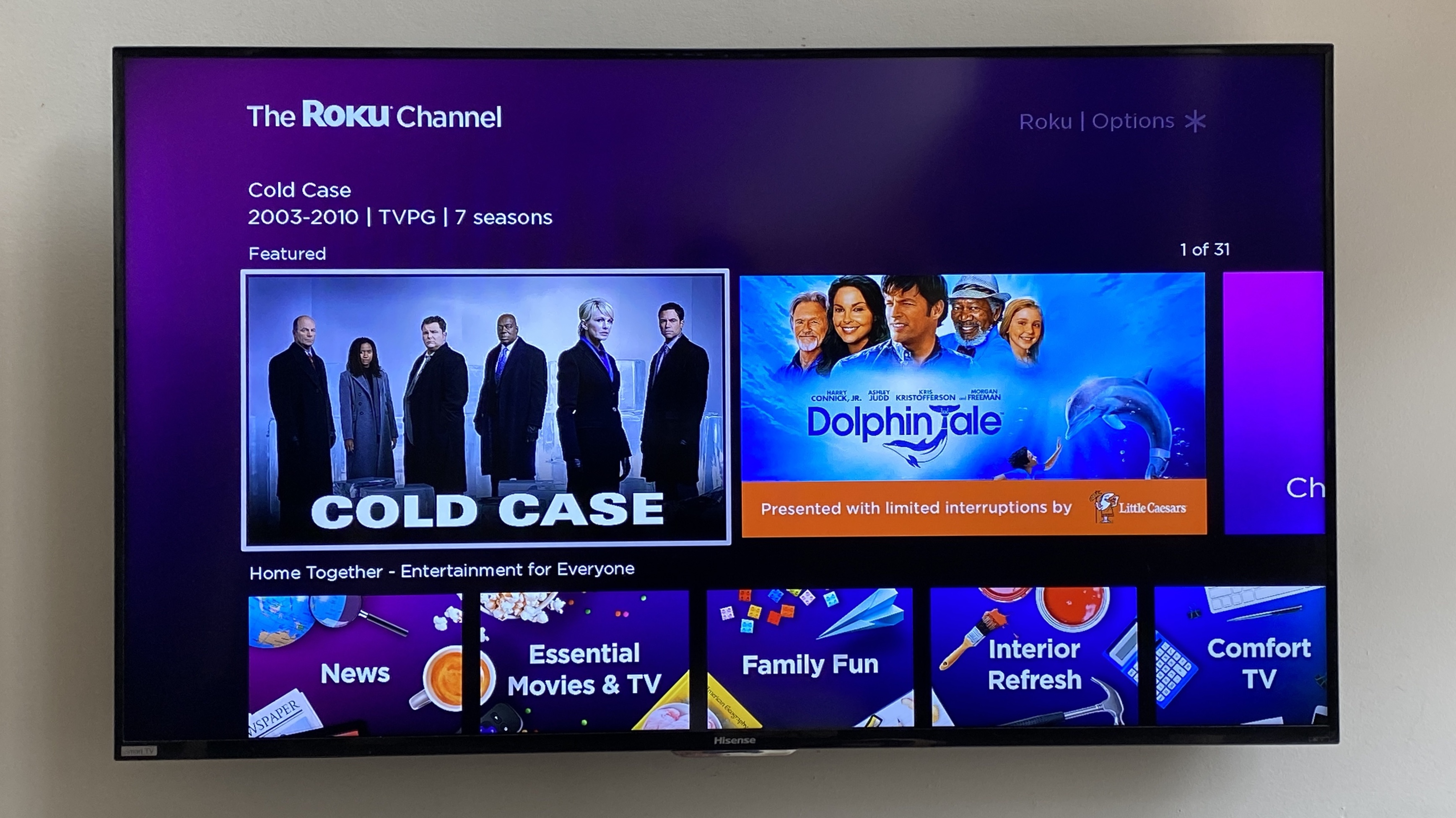 Free Movies Online: Roku Channel