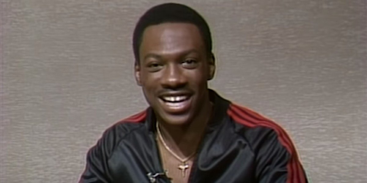 Eddie Murphy as Raheem Abdul Mohammed on Saturday Night Live