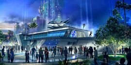 The Latest Avengers Campus Update From Disneyland Sounds Super Promising