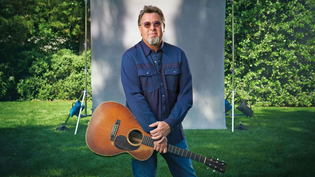 """Vince Gill: """"I reached the point where I said, 'I'm just going to play what's necessary'"""""""