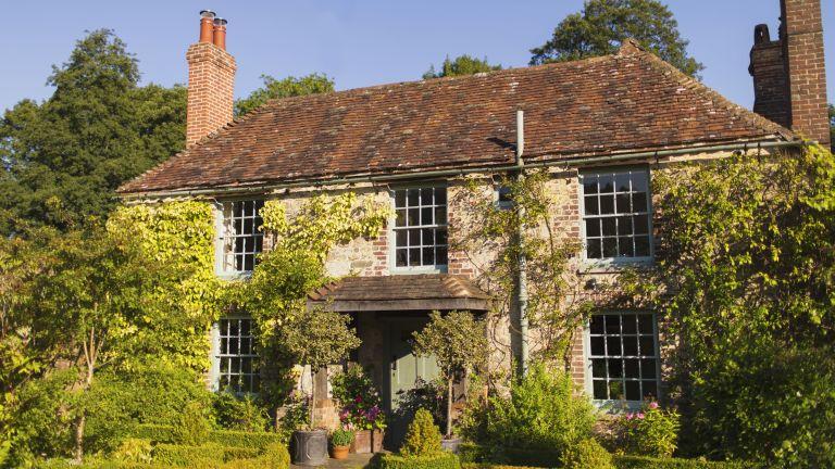 a Surrey home