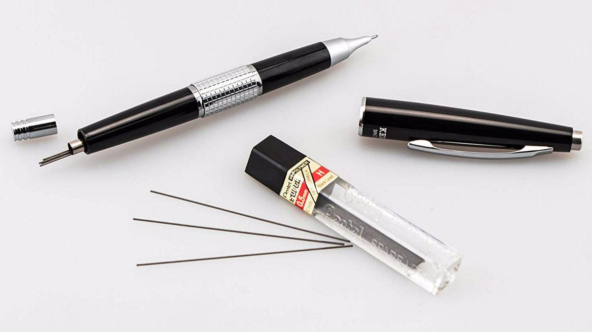 Pentel Graph Gear 500 Automatic Drafting Pencil 0.3 0.5 0.7 0.9 Pencil or LEAD