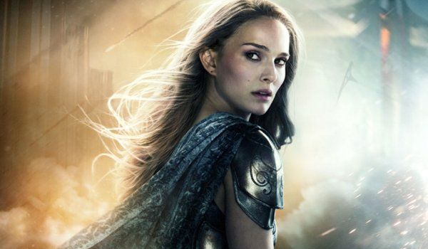 Thor: The Dark World Jane in an ethereal light