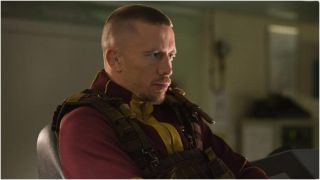 Georges St-Pierre in Captain America: The Winter Soldier