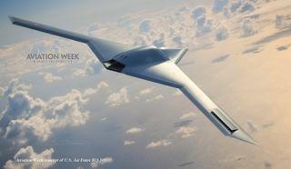 Northrop Grumman RQ-180 Drone