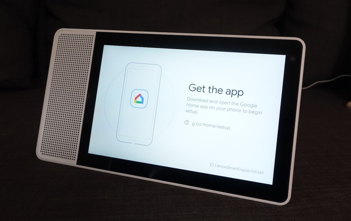 How to Set up Lenovo's Google Assistant-Powered Smart Display