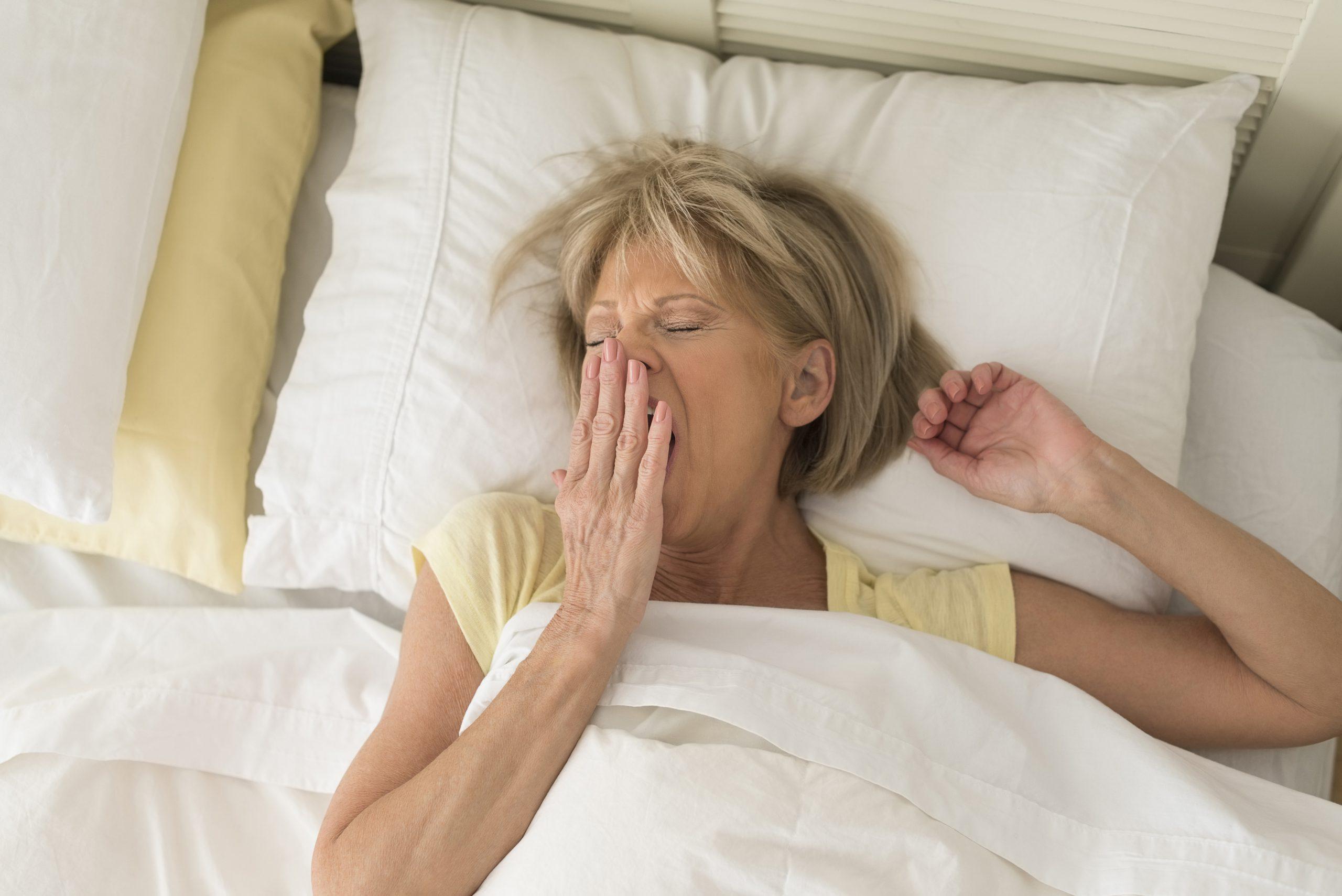 Insomnia symptoms increase heart disease stroke risk