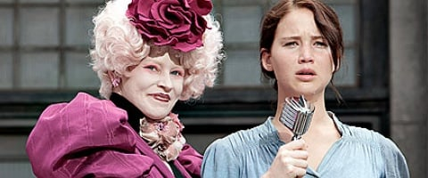 Elizabeth Banks Talks Hunger Games And Becoming Effie Trinket