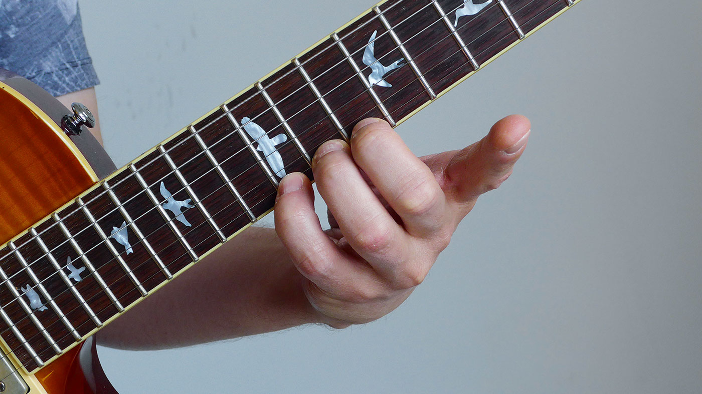 30-day guitar challenge, day 19: Strengthen your fretting fingers with these slick legato workouts