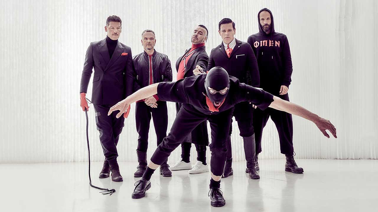 Rammstein confirm UK stadium show for 2020   Louder