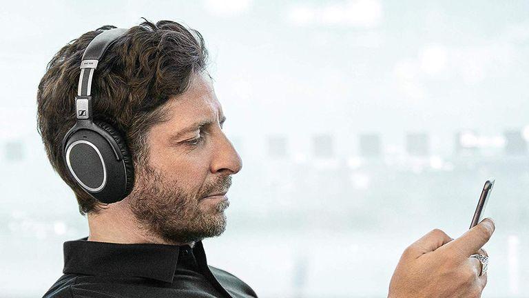 Sennheiser PX 550 headphones