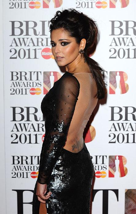 Cheryl Cole wants a full back tattoo
