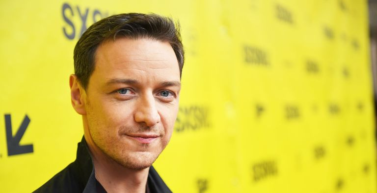"""James McAvoy attends the """"Atomic Blonde"""" premiere 2017 SXSW Conference and Festivals on March 12, 2017"""
