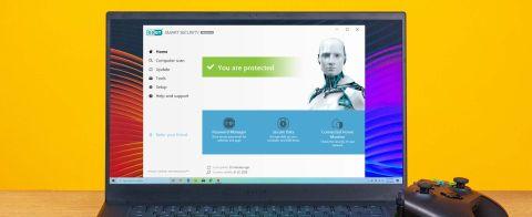 ESET 2021 antivirus review