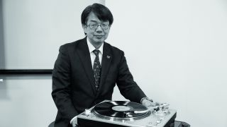Tetsuya Itani, Chief Technical Officer and Chief Engineer, Technics
