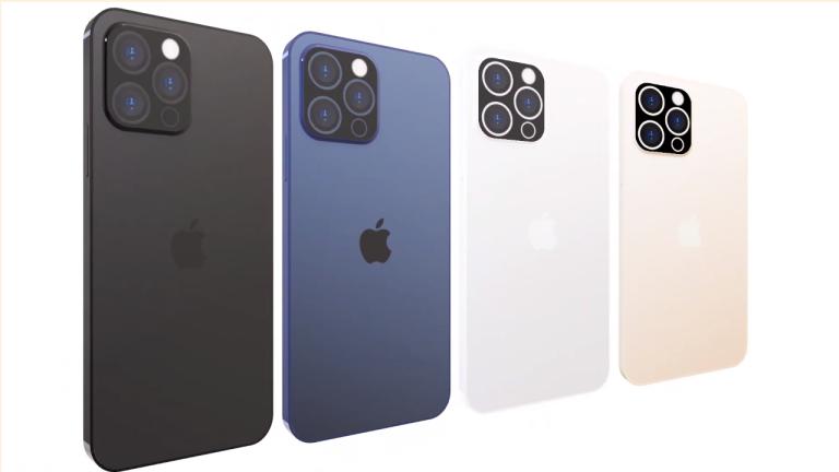 iPhone 13 Pro 5G concept