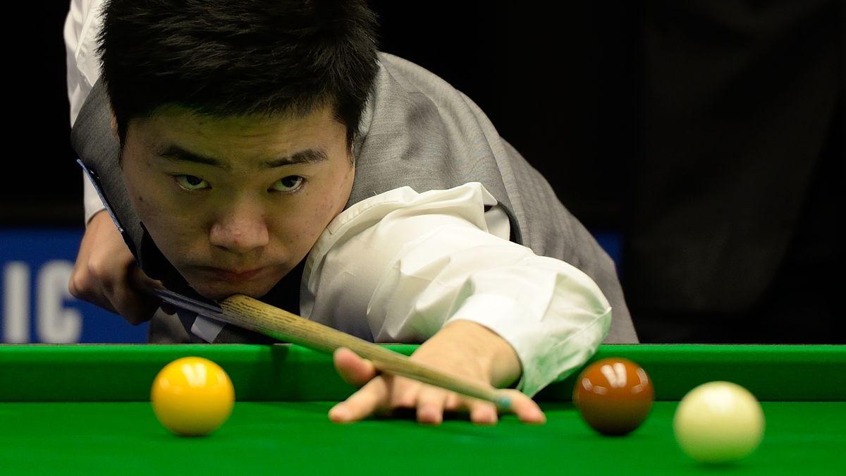 Masters Snooker Live Stream Watch The 2021 Bingtao Vs Higgins Final For Free What Hi Fi