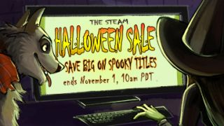 valve has finally pulled the proverbial coffin lid back on its annual steam halloween sale unleashing amazing deals on a huge collection of horror games