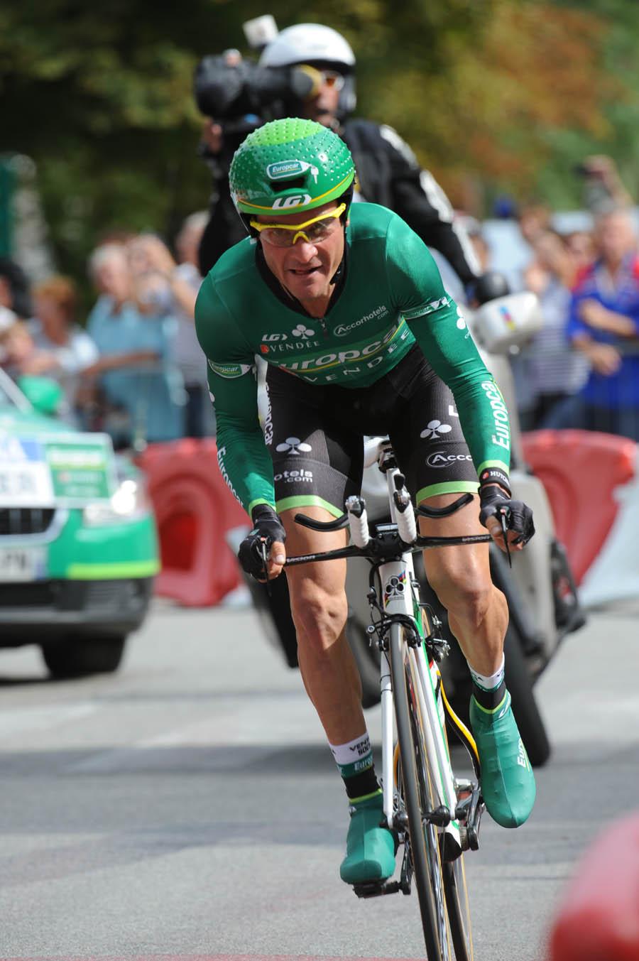 Thomas Voeckler, Tour de France 2011, stage 20