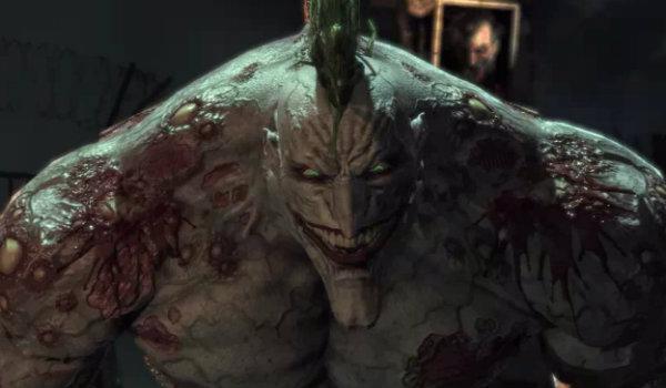 Arkham Titan Joker