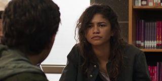 Zendaya in Spider-Man: Homecoming