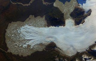 San Quintin Glacier in Chile