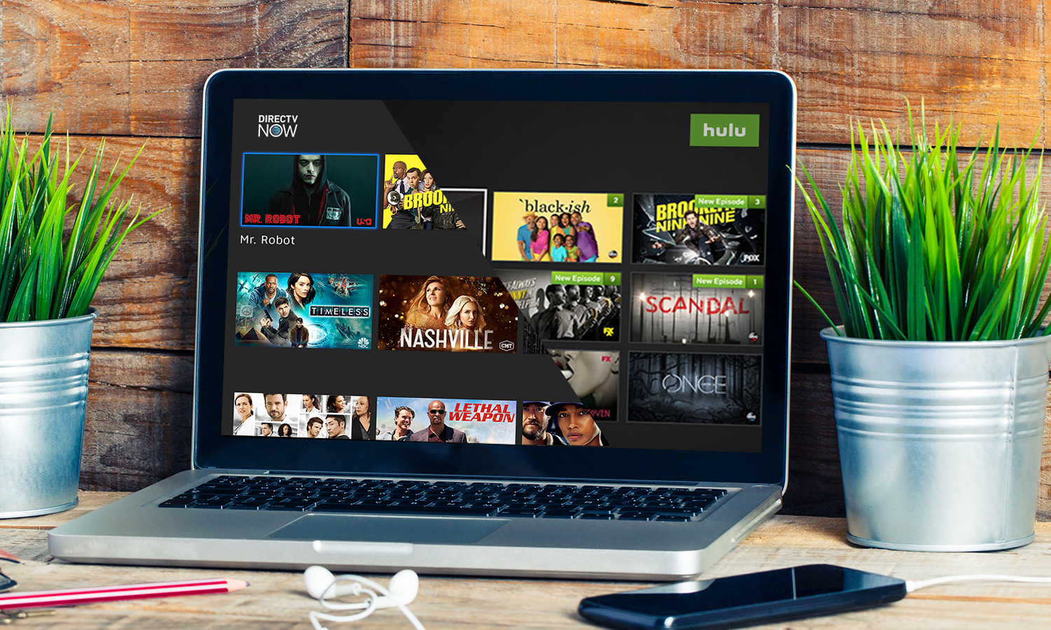 DirecTV Now vs  Hulu: Which One Do You Need? | Tom's Guide