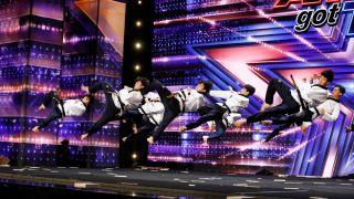 World Taekwondo Demonstration Team perform on NBC's 'America's Got Talent'