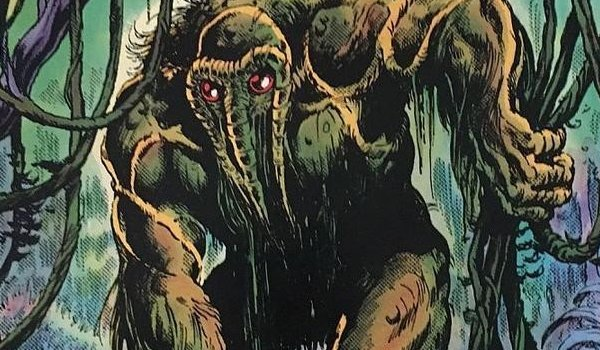 Man-Thing Marvel Comics