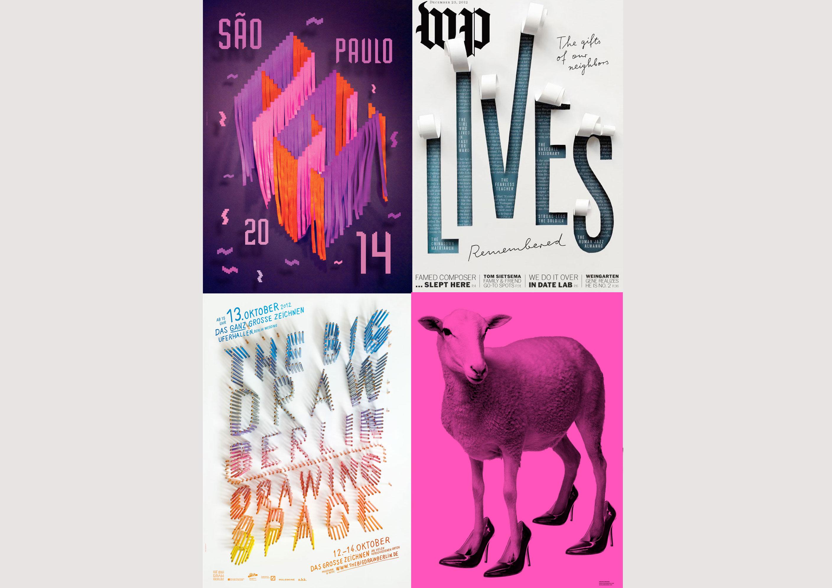 Ariane Spanier posters