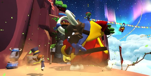 A Hat in Time to add co-op mode alongside DLC that's free for one day only