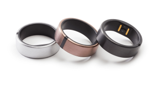The subtle design of the Motiv Ring means you can wear it 24/7. (Image Credit: Motiv Ring)