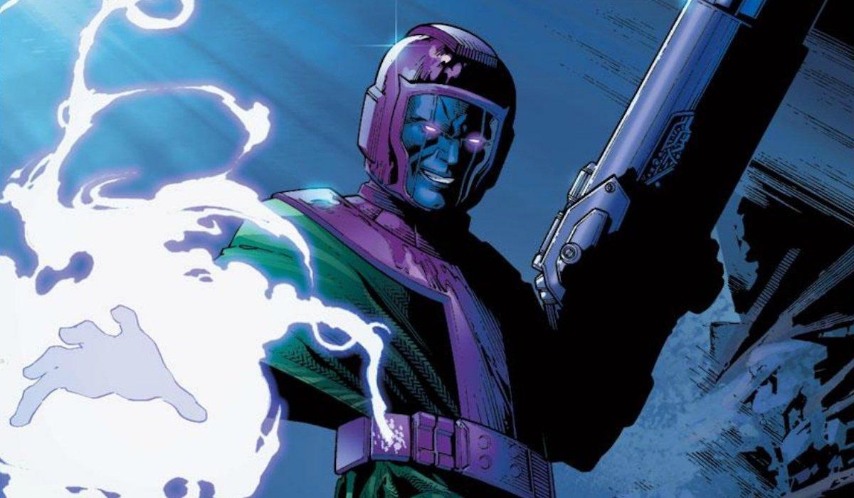 Kang the Conqueror Marvel Comics
