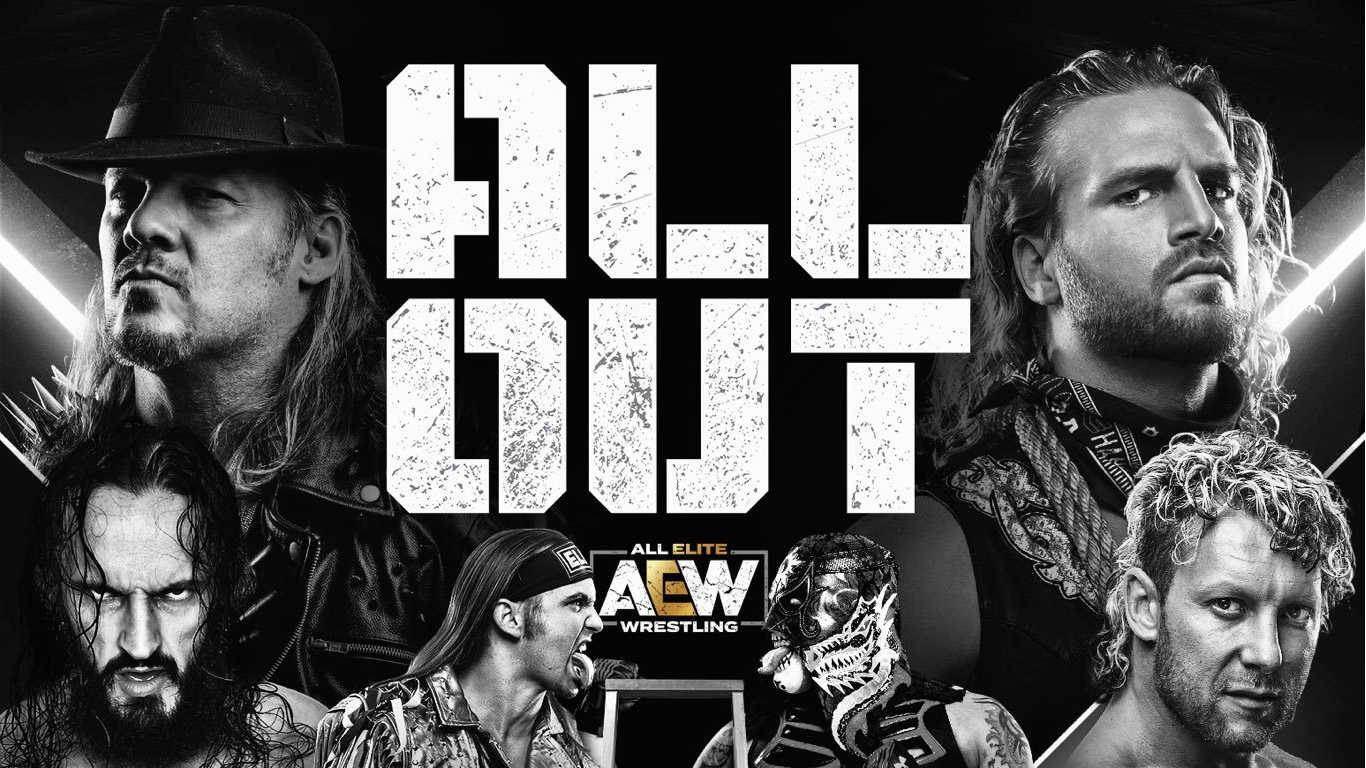 How to Watch AEW All Out Online   Tom's Guide