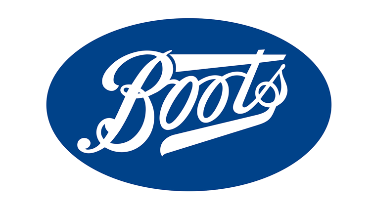 1960s Boots logo